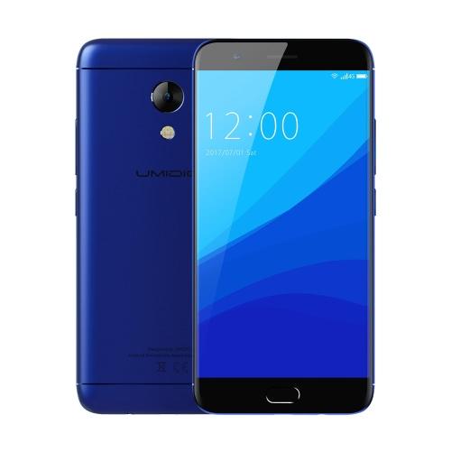 UMIDIGI C2 4G Smartphone 5.0 polegadas 4GB RAM ROM de 64GB