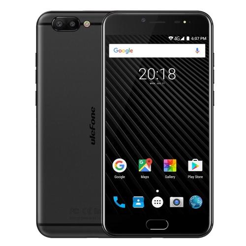 UleFone T1 4G-LTE Smartphone 5.5 polegadas FHD 6GB RAM ROM de 64GB
