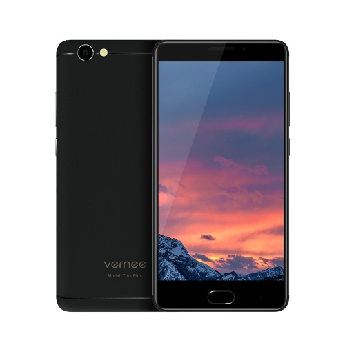 vernee Thor Plus Fingerprint 6200mAh 4G Смартфон