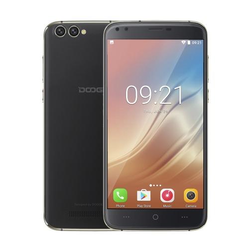 DOOGEE X30 4-Camera 3G Smartphone 2GB RAM+16GB ROM