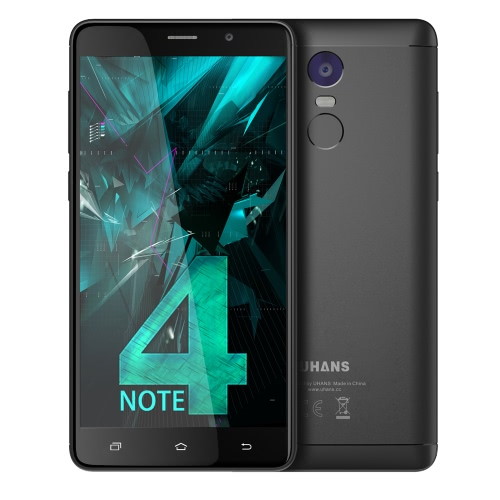 UHANS Note 4 Smartphone 4G Smartphone 5.5 inches 3GB RAM 32GB ROM