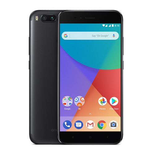 Xiaomi Mi A1 Phablet Global Version 4G-LTE Smartphone