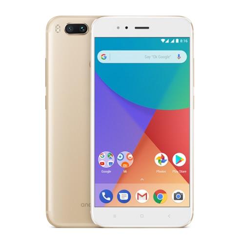 [Versión global] Xiaomi Mi A1 4G Smartphone 5.5 pulgadas 4GB RAM + 64GB ROM
