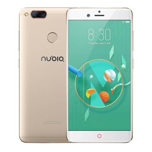Nubia Z17mini NX569J Mobile Phone 4GB RAM+64GB ROM (Gold)