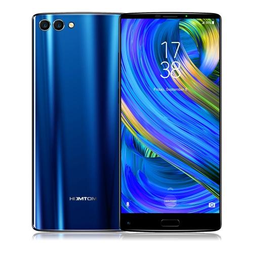 HOMTOM S9 Plus 5.99-inch 18: 9 Bezel-less Mobile Phone 4G-LTE Fingerprint Smartphone 4GB RAM ROM de 64GB