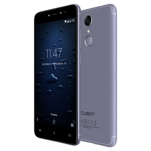 "CUBOT Note Plus Fingerprint 4G FDD-LTE 5.2 ""FHD 3GB RAM + 32GB ROM"