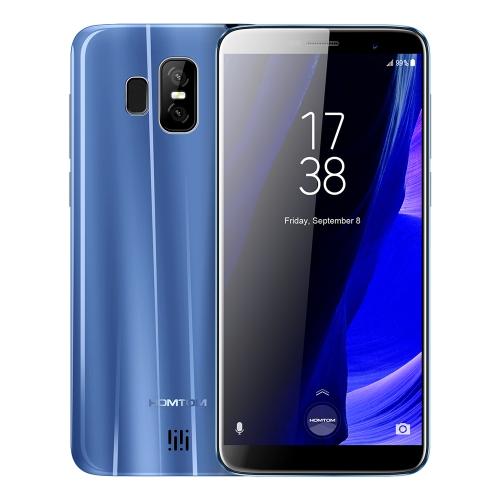 HOMTOM S7 5.5-inch 18:9 Bezel-less Full Screen Mobile Phone 3GB RAM 32GB ROM