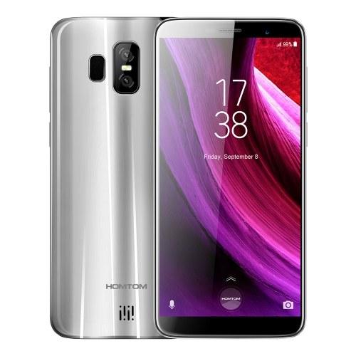 HOMTOM S7 5,5 polegadas 18: 9 sem moldura 3GB de RAM 32GB ROM 4G Smartphone