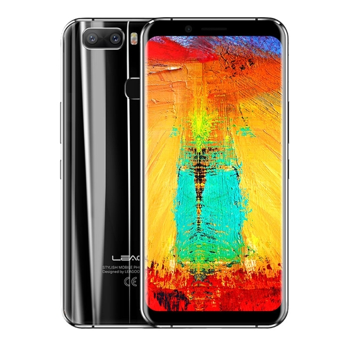 LEAGOO S8 Pro 5.99 Inch Bezel-Less 18: 9 Big Screen 4G Telefono cellulare 6 GB RAM 64 GB ROM