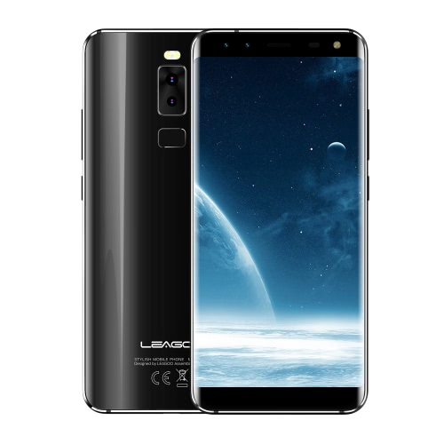 LEAGOO S8 4G Smartphone 5.7 inches  3GB RAM 32GB ROM