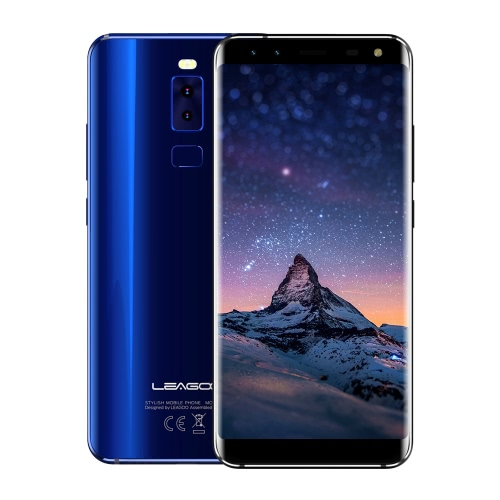 $54.98 OFF LEAGOO S8 Mobile Phone,free shipping $125.01(Code:MPZ0169)