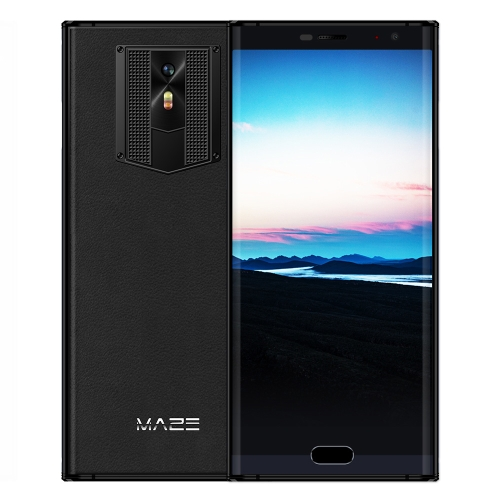 MAZE COMET In vera pelle Smartphone da 5,7 pollici 4 GB RAM 64 GB ROM 4G-LTE