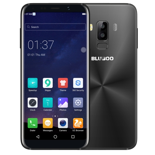 BLUBOO S8 Mobile Phone 5.7 Inch Bezel-less 18:9  3GB RAM 32GB ROM