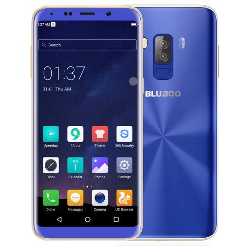 BLUBOO S8 Mobile Phone 5.7 polegadas Bezel-less 18: 9 3GB RAM 32GB ROM