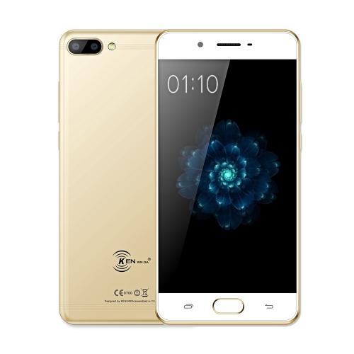 Ken Xin Da X6 Fingerprint Smartphone 4G FDD-LTE 5-inch HD 3GB RAM+32GB ROM