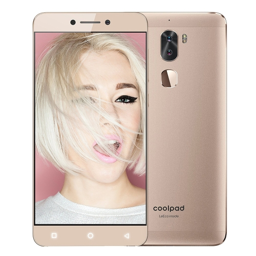LeEco Coolpad Cool 1 Dual 4G Smartphone 5.5 Inches 3GB RAM 32GB ROM
