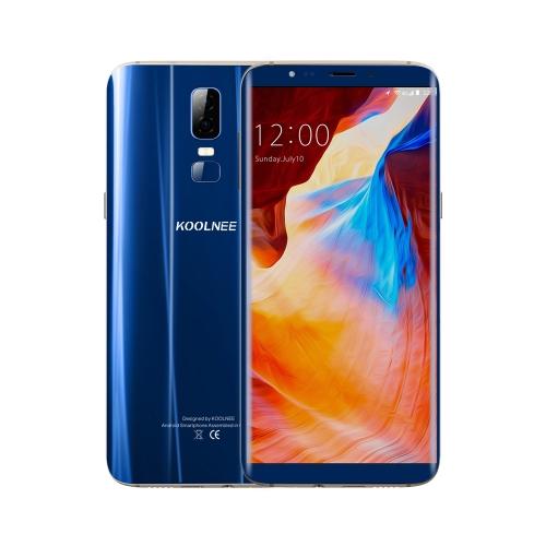 KOOLNEE K1 4G Smartphone 6.01-Inch 18: 9 Tela 4GB RAM ROM de 64GB