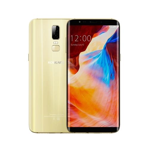 KOOLNEE K1 4G Smartphone 6,01 pouces 18: 9 écran 4 Go de RAM 64 Go ROM