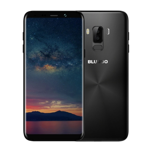 BLUBOO S8 Plus 4G Smartphone 6 Inches Bezel-less 18:9  HD 4GB RAM 64GB ROM