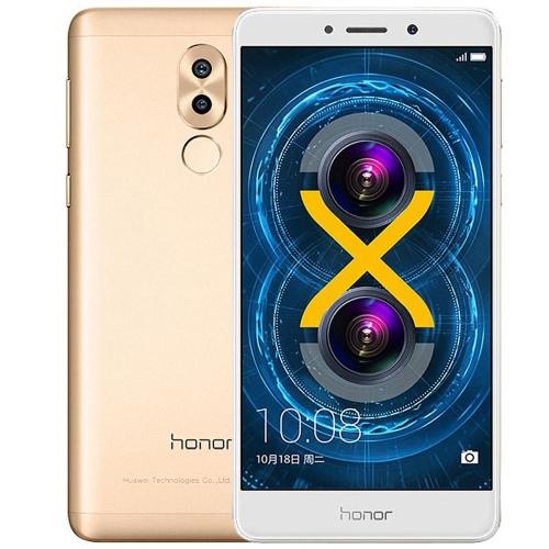 【Global Version】 Huawei Honor 6X 4G Smartphone 5.5 Inches FHD Screen  3GB RAM+32GB ROM