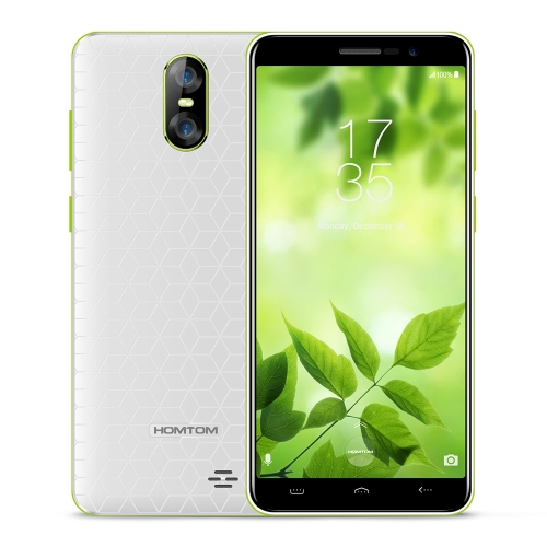 HOMTOM S12 18: 9 Full Screen 3G WCDMA Mobile Phone 5-inch 1GB RAM + 8GB ROM