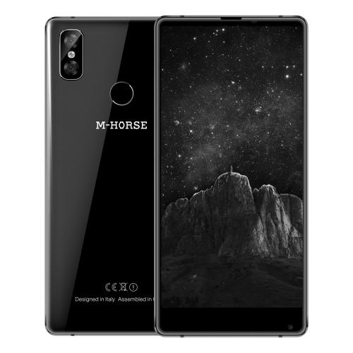 M-HORSE Pure 2 4Gスマートフォン18:9ベゼルレス4GB RAM 64GB ROM