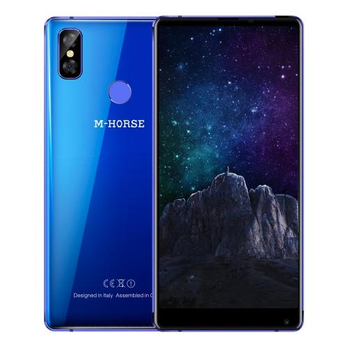 M-HORSE Pure 2 4G Smartphone 18: 9 Bezel-less 4GB RAM ROM de 64GB