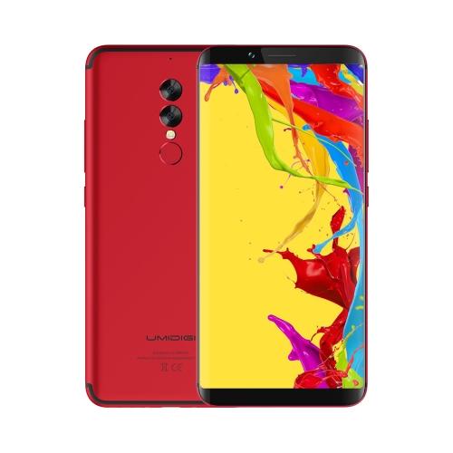 ID de visage de Smartphone d'UMIDIGI S2 Lite 4G 4GB + 32GB