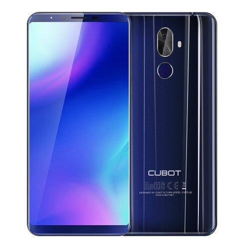 CUBOT X18 Plus 4G Smartphone Android 8.0 5.99-inch FHD + 4GB + 64GB