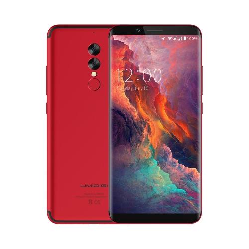 UMIDIGI S2 PRO 6,0 polegadas 4G ID de rosto de smartphone 6 GB + 128 GB