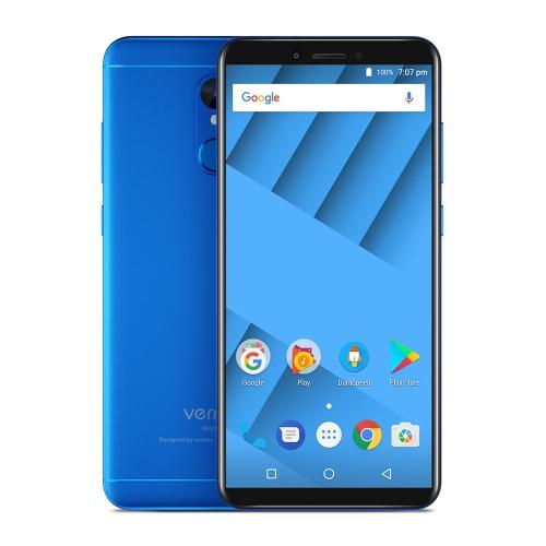 vernee M6 4G Mobile Phone 4GB + 64GB (blu)