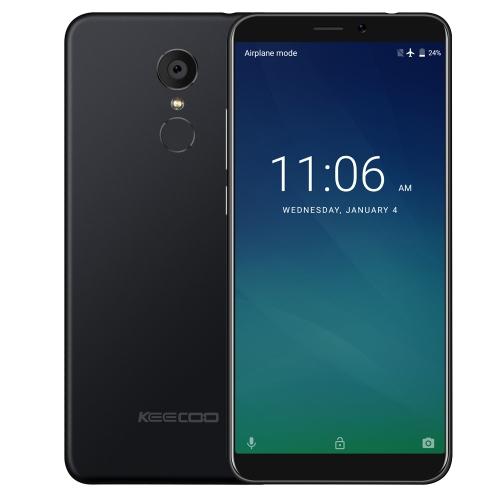 KEECOO P11 4G Smartphone 2 GB + 16 GB Rozpoznawanie twarzy 5,7 cala