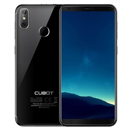 Spina CUBOT R11 3G WCDMA per cellulare da 2 GB + 16 GB (nero)