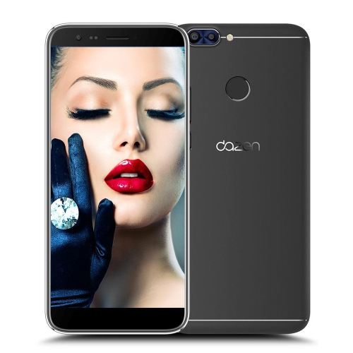 Dazen 6A 5,7 pollici 4G Smartphone 2 GB 16 GB Android 7.0 3000 mAh Fingerprint