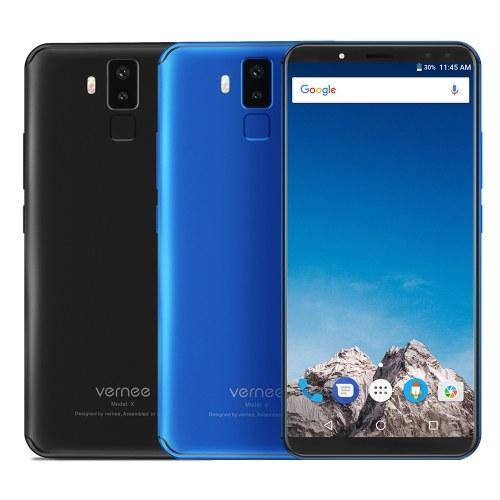 Vernee X1 4G Smartphone 6200mAh 6 GB RAM 64 GB ROM