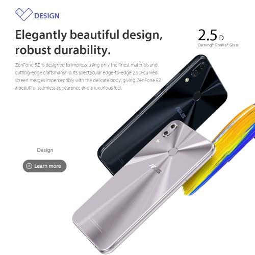 Global Version ASUS ZenFone 5Z ZS620KL 4G Smartphone 6GB+64GB