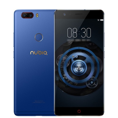 Smartphone Nubia Z17 Lite da 5,5 pollici senza cornice