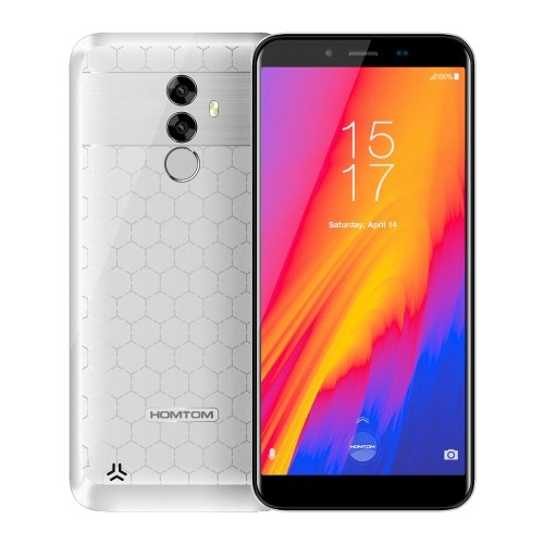 HOMTOM S99 Face ID 6200mAh 4G Smartphone da 4 GB 64 GB