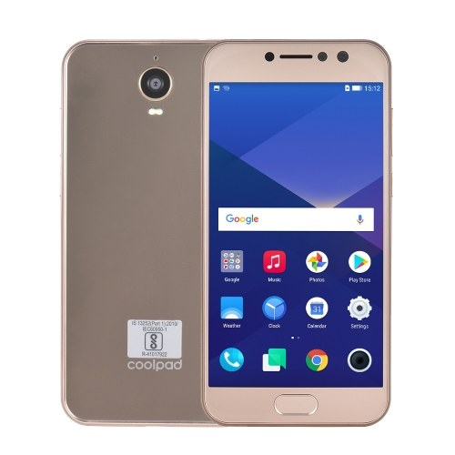 Coolpad Note 6 Lite 4G Cellphone 3GB RAM 32GB ROM