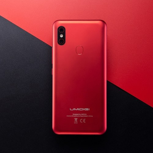 UMIDIGI F1 4G Smartphone da 4 GB RAM 128 GB ROM