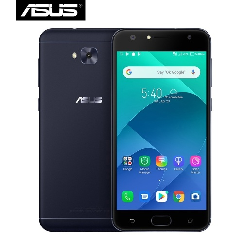 Global Version Zenfone 4 Selifie ZD553KL 4G Fingerprint Unlocked Smartphone