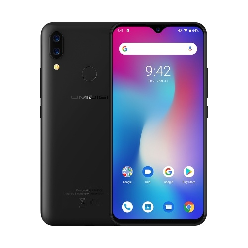 (EU Version) UMIDIGI Power Mobile Phone