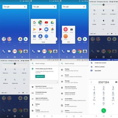Versione globale ASUS ZenFone Max Pro M1 4G telefono cellulare