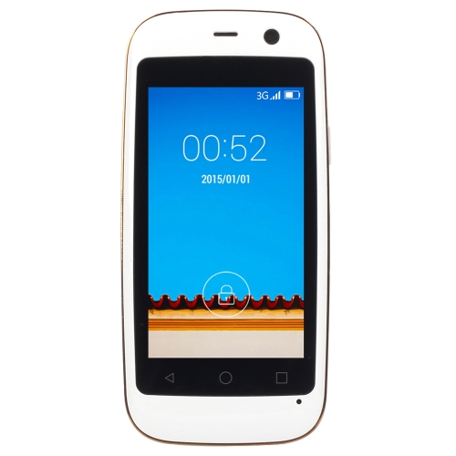 Elephone Q 3G WCDMA Smartphone Android v4.4.2 OS Dual Core MTK6572 2,45