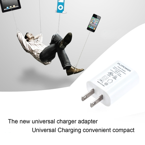 5V 2A Universal Charger Adapter US Plug фото