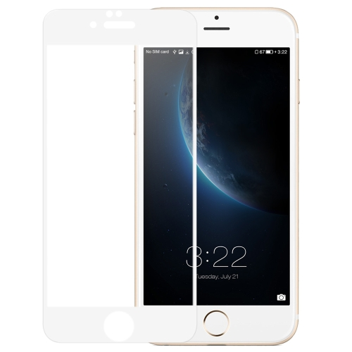Original MOOKE 0.1mm 9H Hardness Anti Blu-ray Tempered Glass Screen Protector Protection Cover Waterproof Film for iPhone 6 Plus 6S Plus
