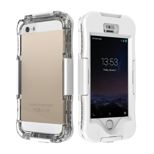 Mode Wasserdichte Heavy Duty Phone Case Shell