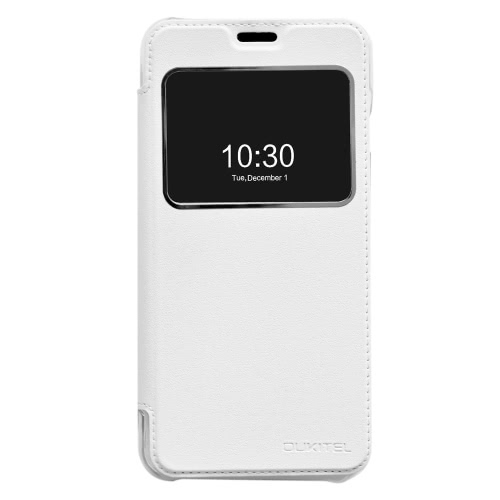 Original OUKITEL Elegant Flip Cover Shell PU Leather Protective Case