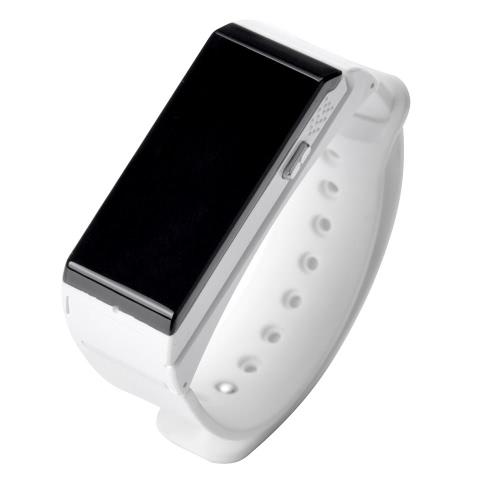 2 in 1 co-watch Smart Watch Wristband Bracelet Bluetooth 4.0 Earphone 0.91
