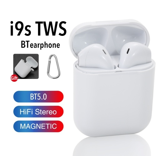 i9S TWS Mini BT Headphones